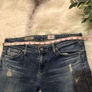 Ag Adriano Goldschmied Jeans - Adriano Goldschmied The Stilt Cigarette Jeans